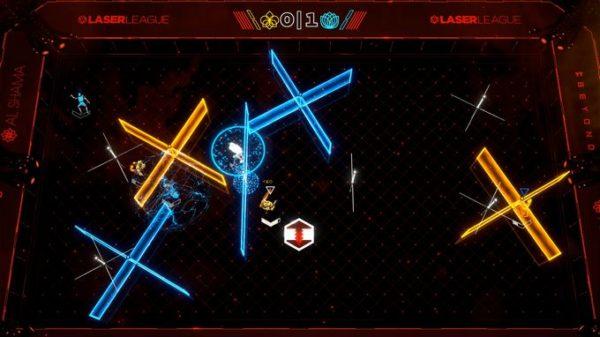 Laser League 600x337
