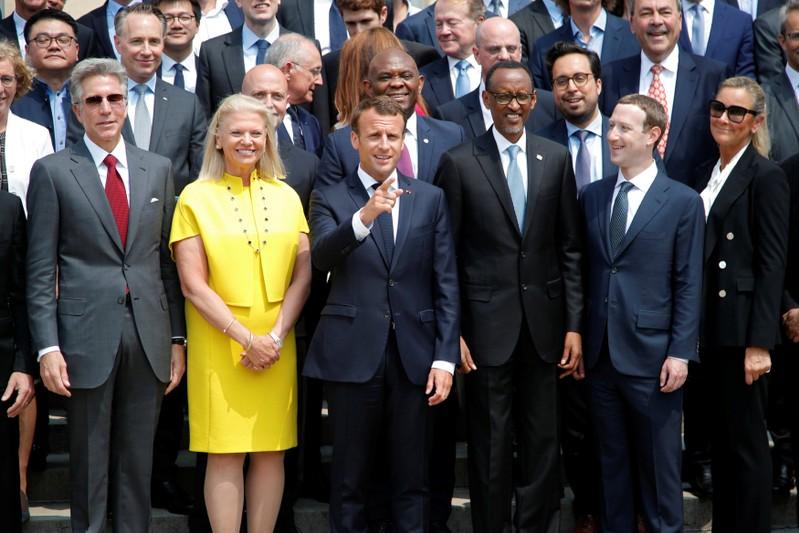 Macron Tech For Good