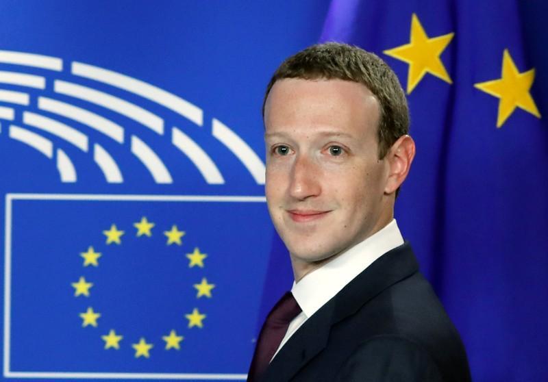 Mark Zuckerberg Europe