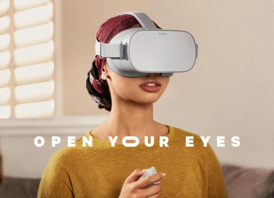 Oculus Go Casque