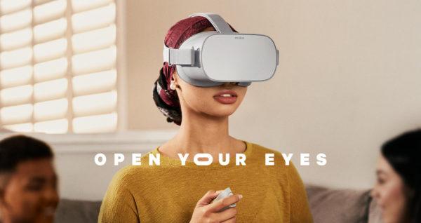 Oculus Go Casque 600x318