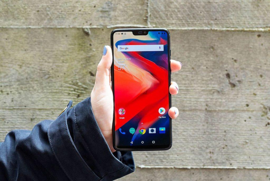 OnePlus 6 Officiel Avant 1024x690