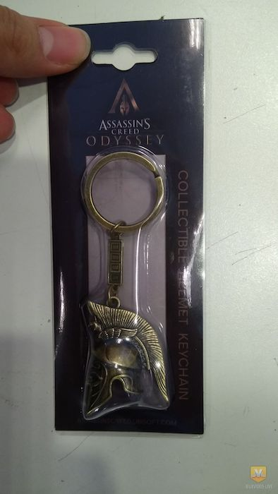 Porte Cle Assassin Creed Odyssey