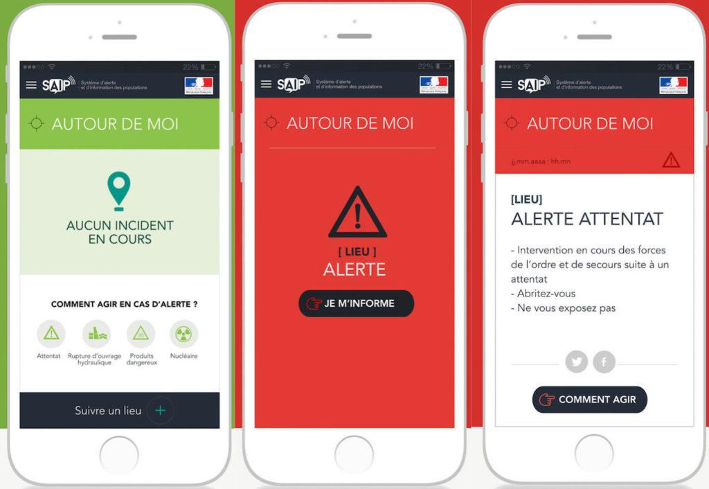 SAIP Alerte Attentat Application 1024x706