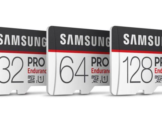 Samsung Cartes microSD PRO Endurance