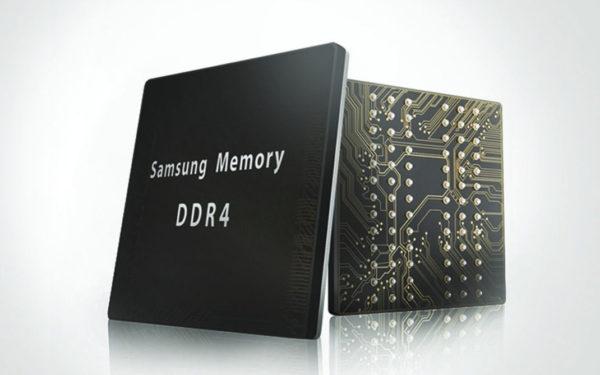 Samsung DDR4 600x375