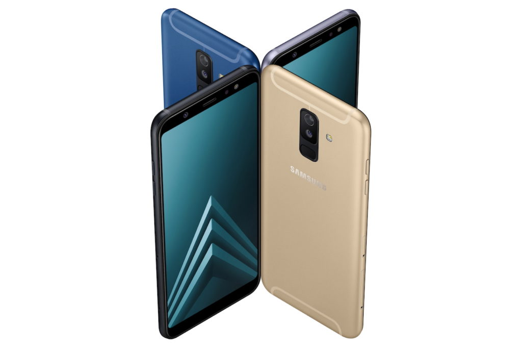 Samsung Galaxy A6 Officiel Avant Arriere 2 1024x682