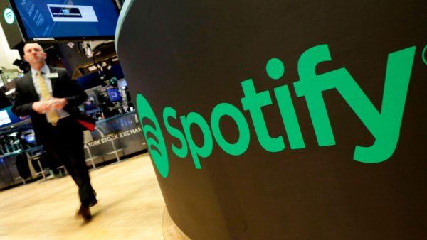 Spotify Logo Bourse 600x338