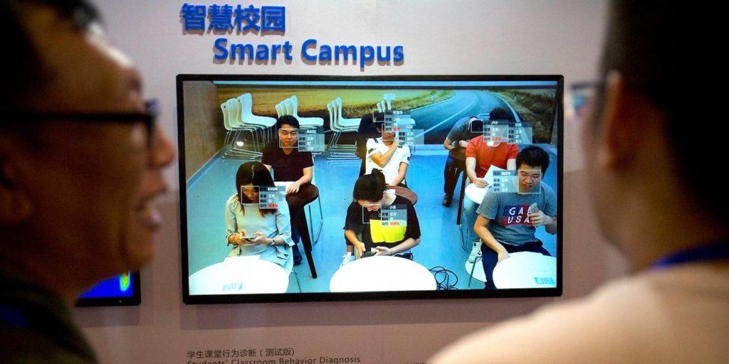 Surveillance Classe Reconnaissance Faciale Chine Comportements Eleves 1024x512