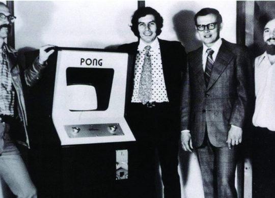 Atari Gründer