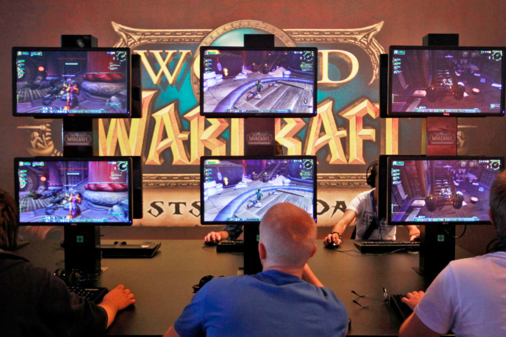 World Of Warcraft Competition 1024x683
