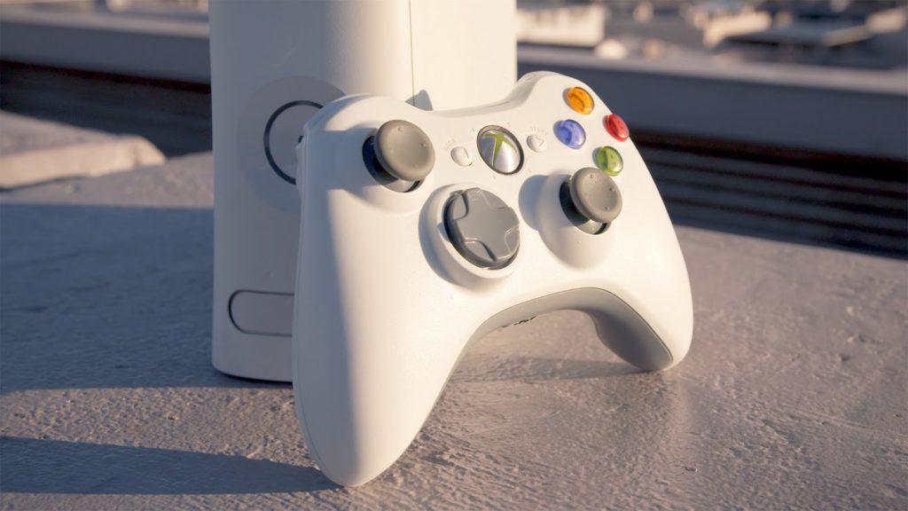 Xbox 360 Manette 1024x576