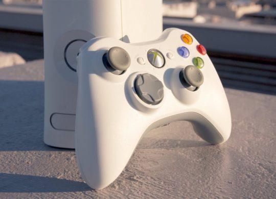 Xbox 360 Manette