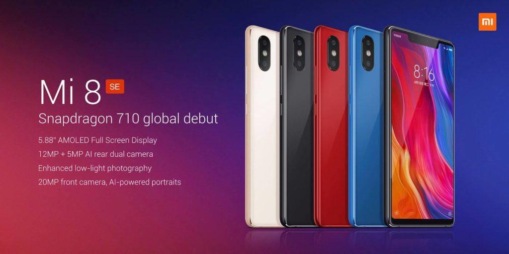 Xiaomi Mi 8 SE Officiel 1024x512