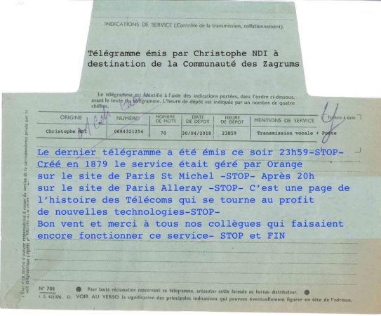Dernier Telegramme 543x450