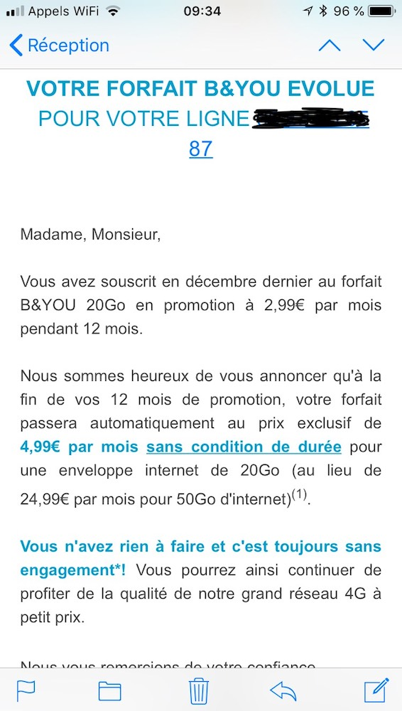 Email Bouygues