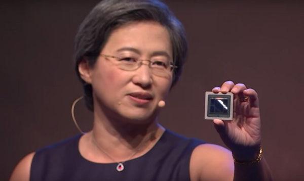 AMD Radeon Instinct 600x358