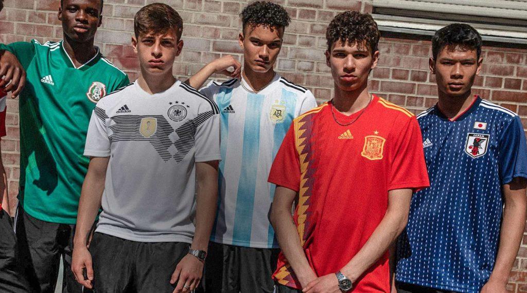 Adidas Maillots Football 1024x571