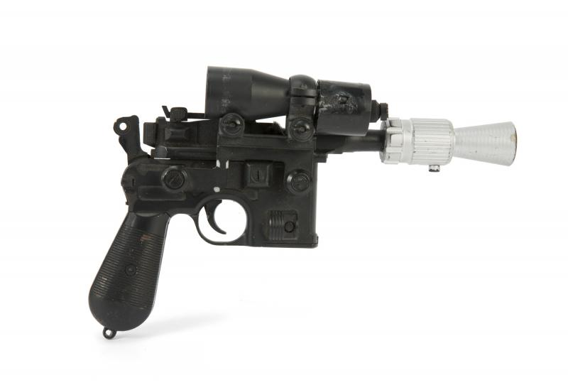 Arme Blaster Han Solo Star Wars