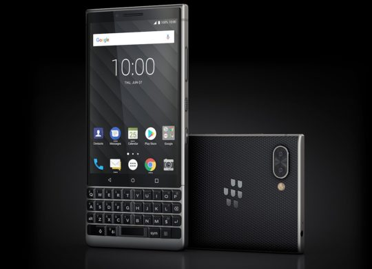 BlackBerry Key2 Officiel