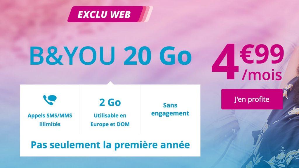 Bouygues Promo Forfait Juin 2018 1024x577
