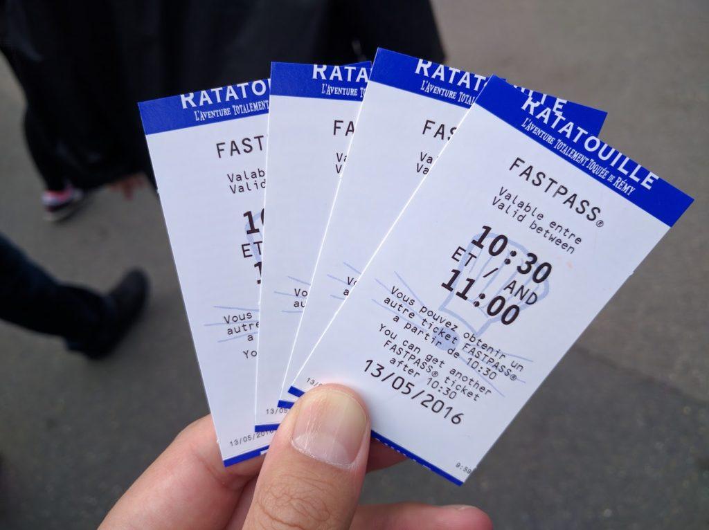 Disneyland Fastpass 1024x766