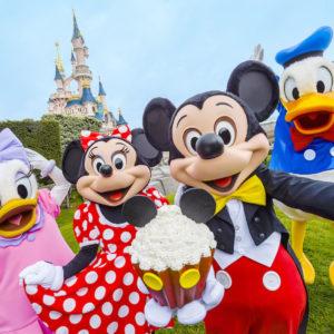 Image article Une fermeture inédite pour les parcs Disney