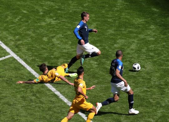 World Cup – Group C – France vs Australia
