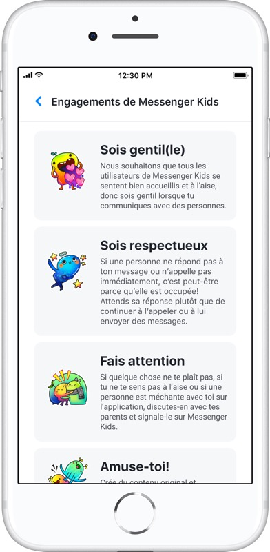 Facebook Messenger Engagements