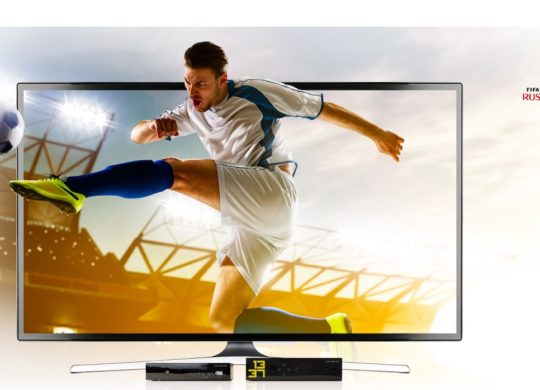 Freebox Mini 4K TF1 4K Coupe du Monde Football