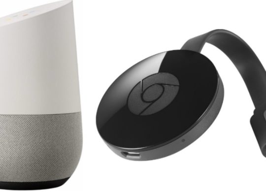 Google Home vs Chromecast