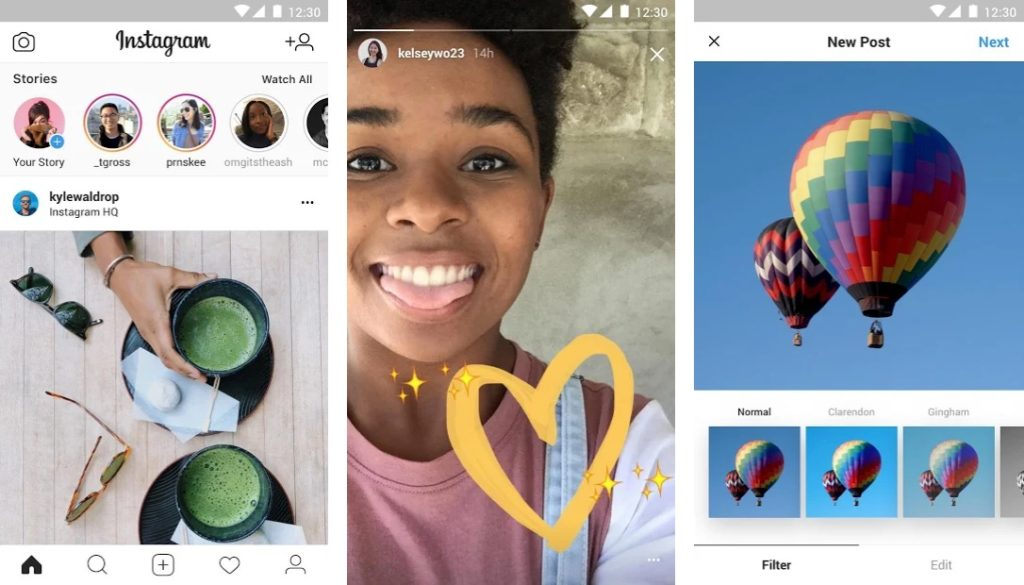 Instagram Lite Android 1024x585