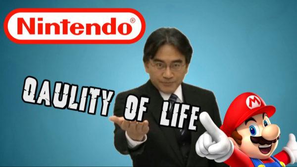Iwata Quality Of Life Nintendo 600x337