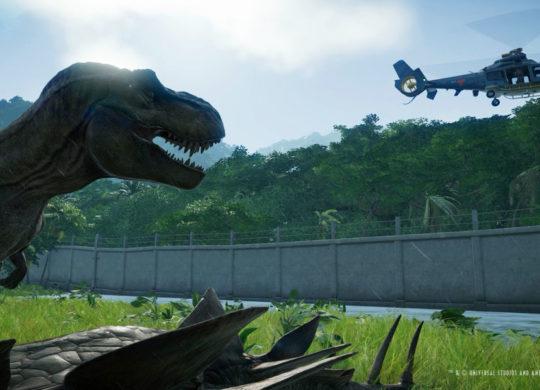Jurassic World Evolution (2)