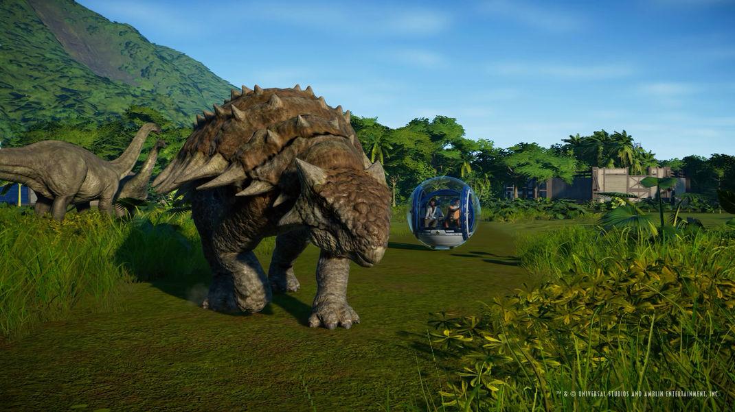 Jurassic World Evolution 4