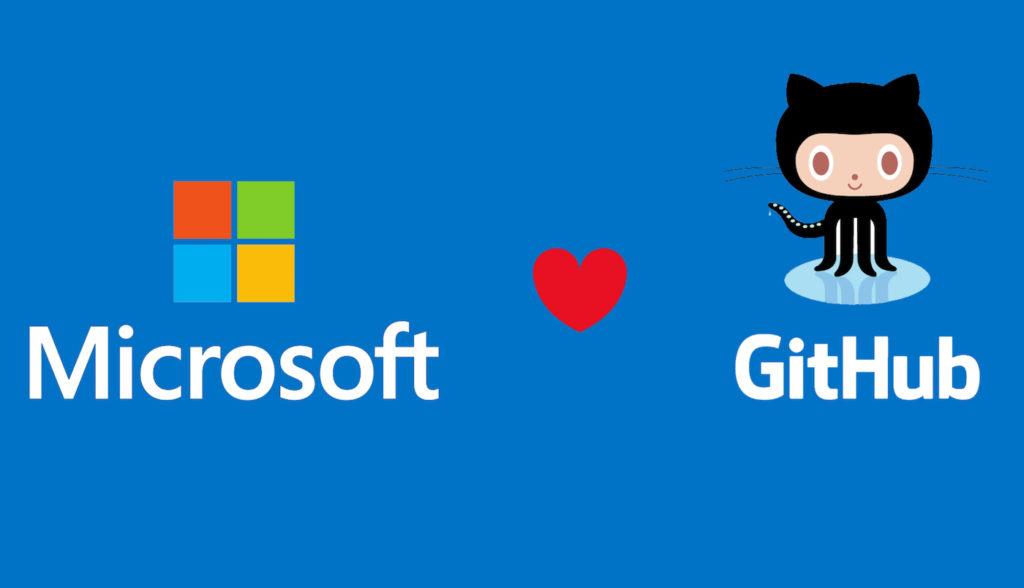 Microsoft GitHub 1024x588