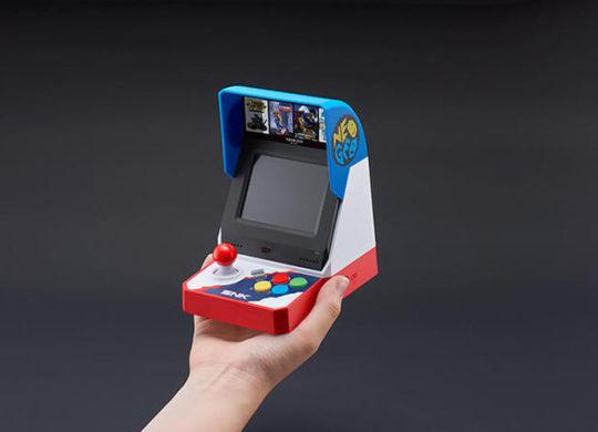 Neo geo mini 01