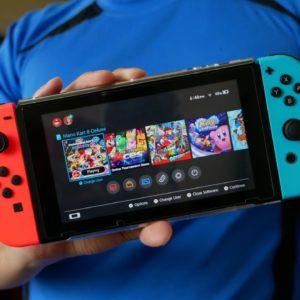 Switch : Nintendo annonce basculer une partie de la production en dehors de la Chine