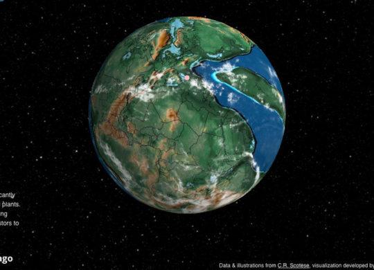 Site Terre 240 Pangea