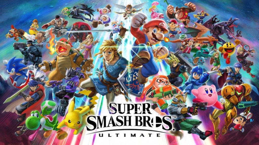 Super Smash Bros Ultimate Switch 1024x576