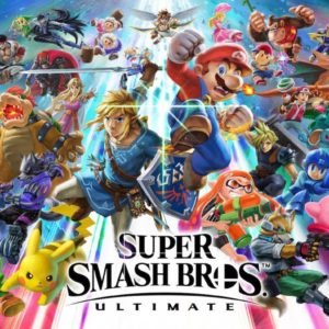 Image article Super Smash Bros Ultimate n'aura pas des super-héros ou des personnages de films/séries