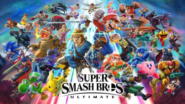 Super Smash Bros Ultimate Switch 600x337