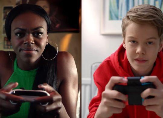 Xbox One vs Nintendo Switch Manettes