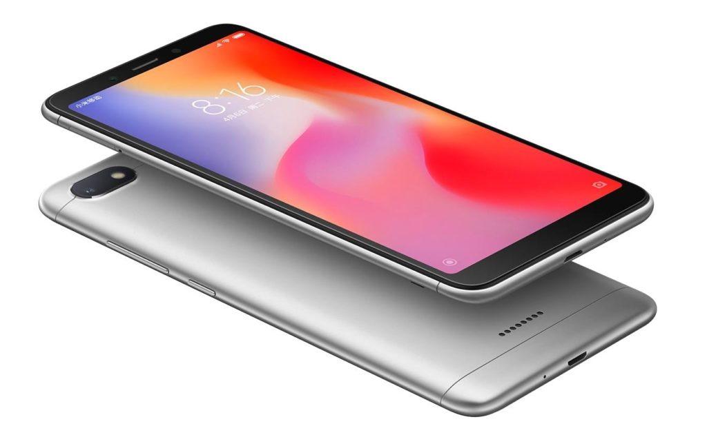 Xiaomi Redmi 6 Gris 1024x634