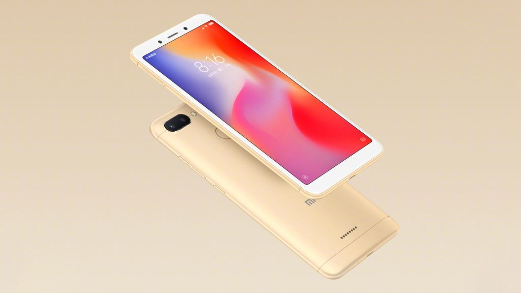 Xiaomi Redmi 6 Or 1024x576