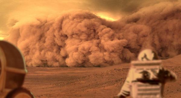 Annonce Tempete De Sable Sur Mars Nasa 600x328