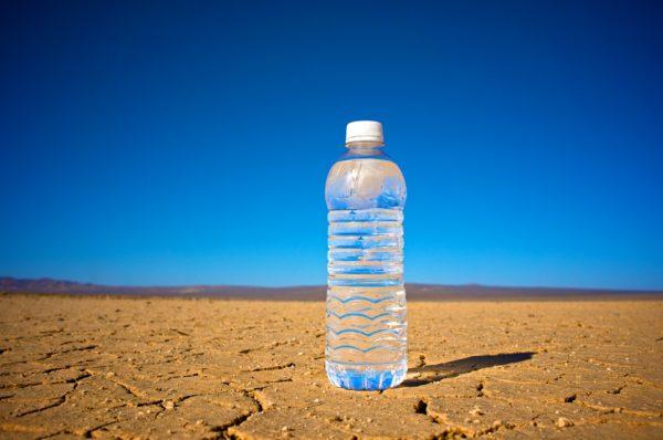 Water In The Desert 600x398