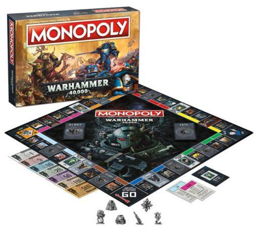 40k Monopoly 511x450