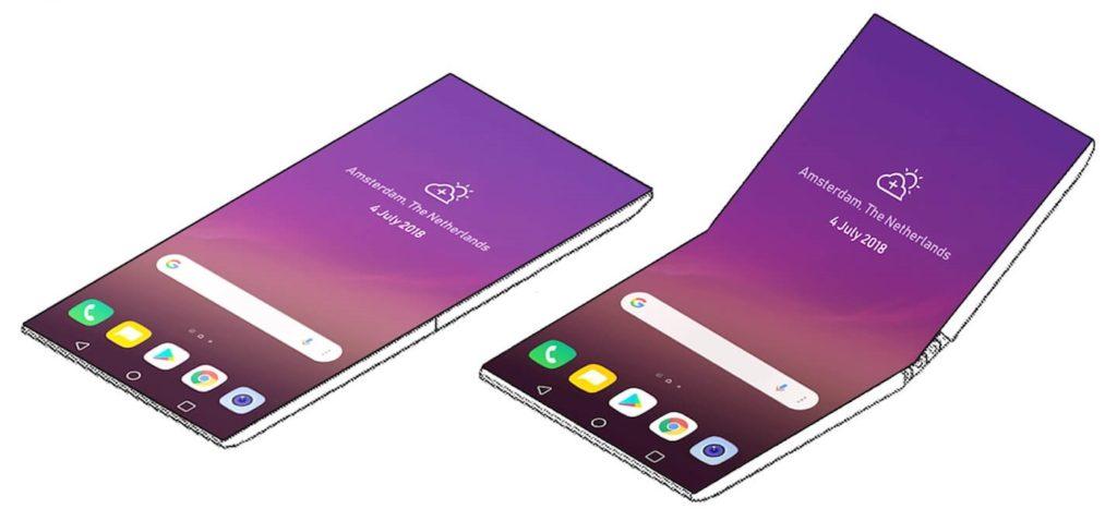 Brevet LG Smartphone Pliable 1024x478