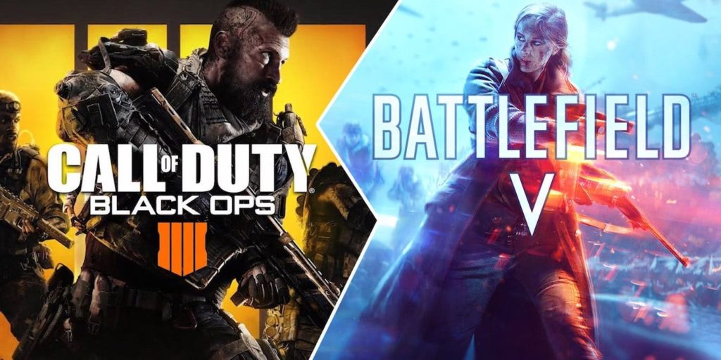 Call Of Duty Black Ops 4 Vs Battlefield 5 1024x512